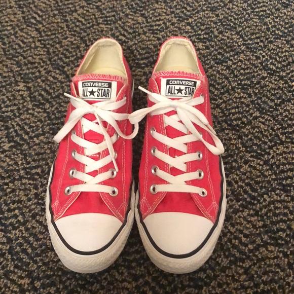 31772a191bd8 Converse Shoes - Hot Pink Converse